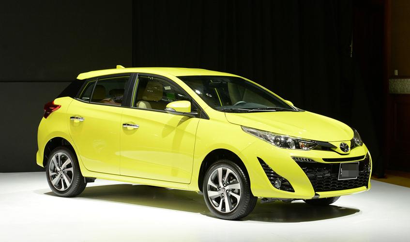 mẫu xe mới,giá ô tô 2018,Toyota Vios,Toyota Yaris,Hyundai Kona,Mitsubishi Xpander,xe hạng B