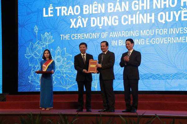VNPT đồng hành cùng Quảng Bình xây dựng Chính quyền điện tử