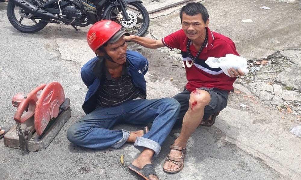 hiệp sĩ đường phố,Trần Văn Hoàng,tội phạm đường phố