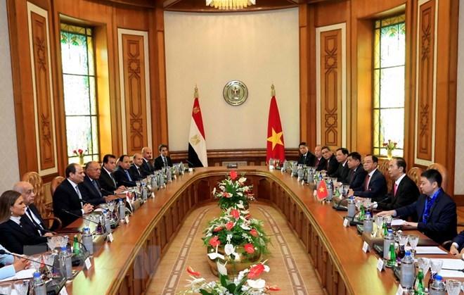 Ai Cập sẵn sàng làm cầu nối để doanh nghiệp VN tiếp cận thị trường châu Phi