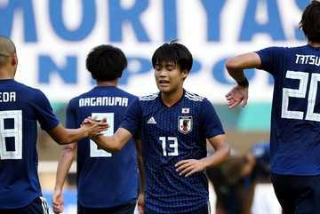 Hạ U23 Saudi Arabia, U23 Nhật Bản vào bán kết