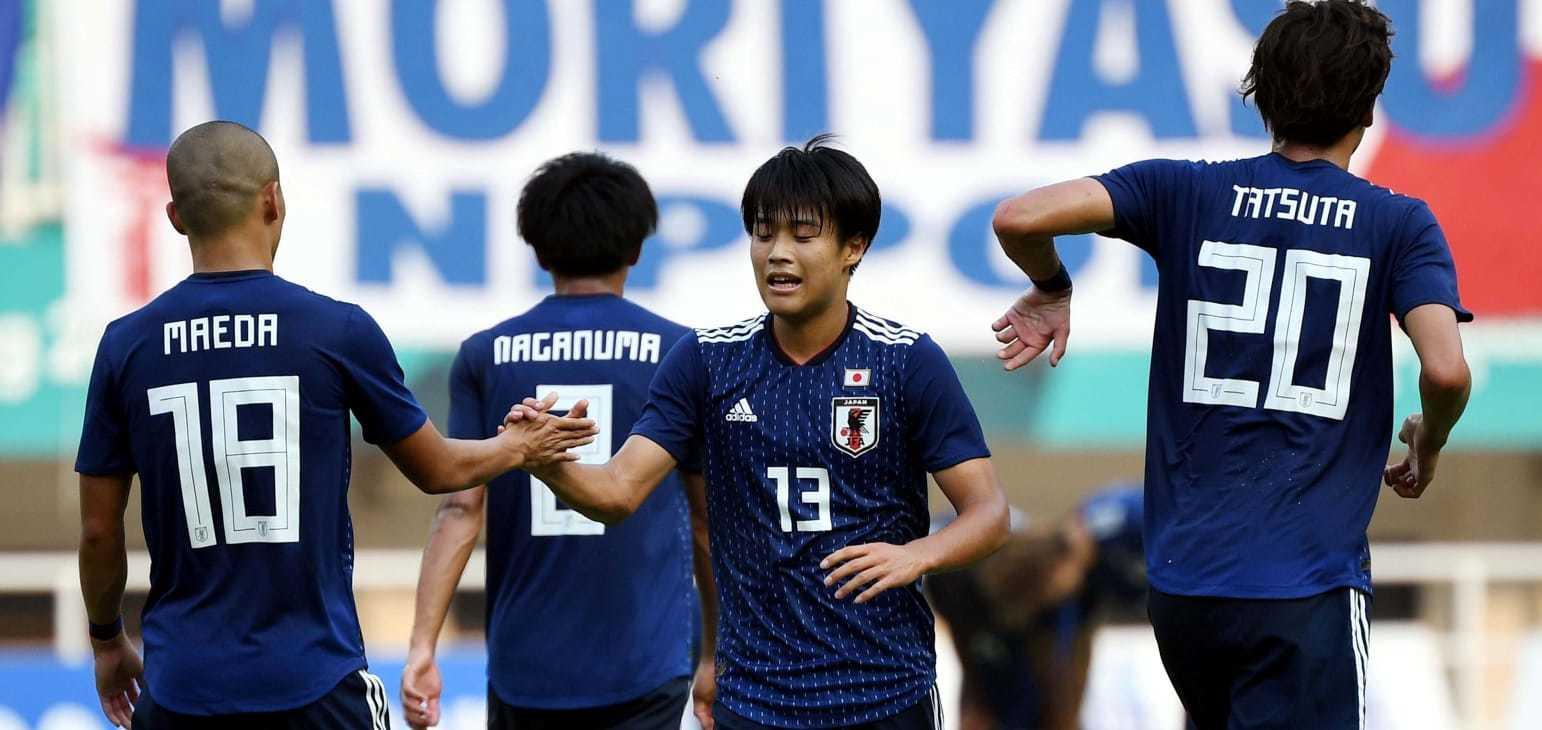 U23 Nhật Bản,U23 Saudi Arabia,U23 Saudi Arabia vs U23 Nhật Bản,tứ kết Asiad 2018,trực tiếp bóng đá