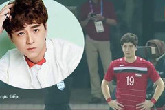 Ngô Kiến Huy, Soobin Hoàng Sơn giống 2 cầu thủ của U23 Syria đến kinh ngạc