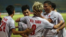 Video bàn thắng U23 Việt Nam 1-0 U23 Syria