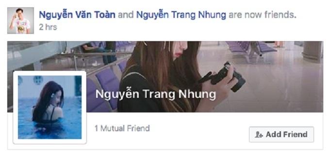 Bạn gái bí mật của cầu thủ Văn Toàn là ai?