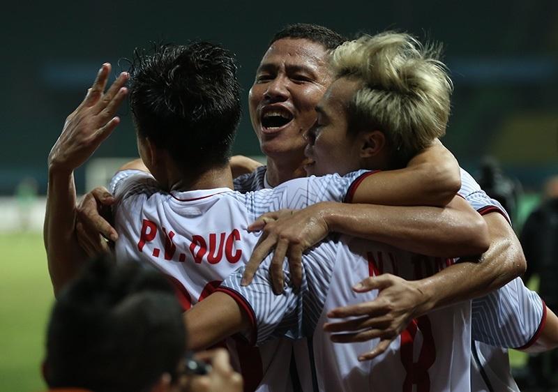 Văn Toàn,U23 Syria,Công Phượng,U23 Việt Nam,HLV Park Hang Seo,U23 Việt Nam vs U23 Syria