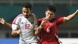 Thắng luân lưu, U23 UAE đối đầu U23 Nhật Bản
