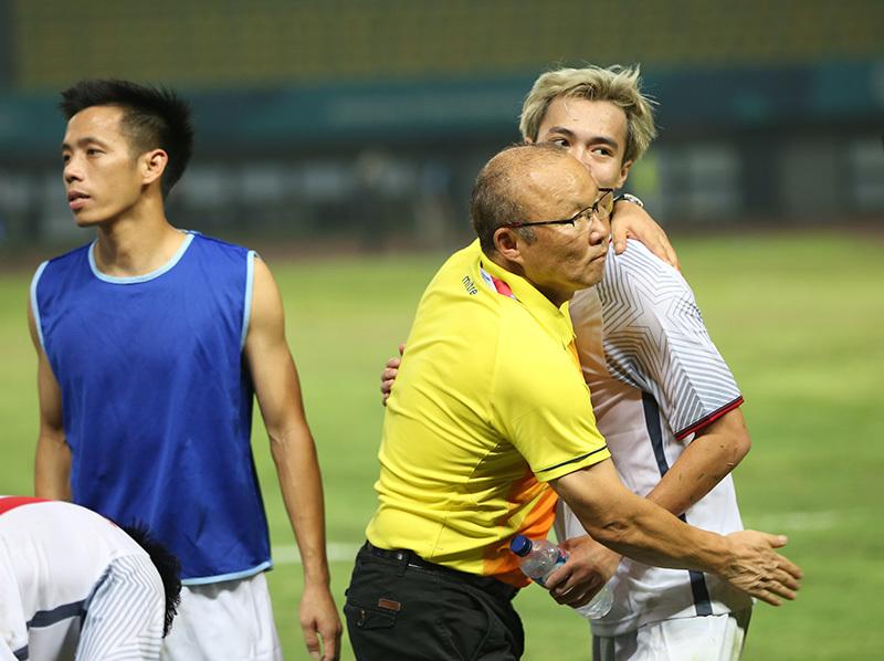 U23 Việt Nam,U23 Syria,U23 Việt Nam vs U23 Syria,bán kết Asiad,HLV Park Hang Seo