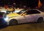 4 xe tông liên hoàn, hầm Kim Liên kẹt cứng sau thắng lợi của U23 Việt Nam