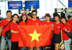 Việt Nam thắng Sirya: Nửa đêm không ngủ bay luôn sang Indonesia