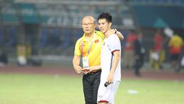 Thầy Park nhận tin nhắn đặc biệt sau chiến thắng U23 Syria
