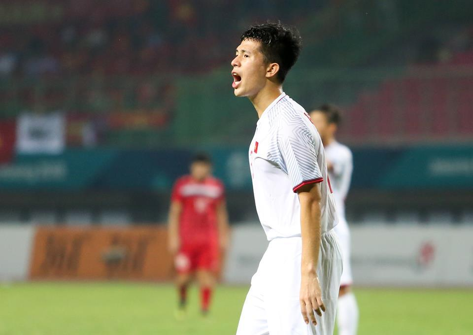 U23 Việt Nam,HLV Park Hang Seo,Văn Toàn