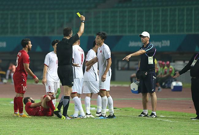 U23 Việt Nam,HLV Park Hang Seo,Đoàn Văn Hậu