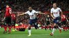 Hàng công thăng hoa, Tottenham khiến MU khóc hận