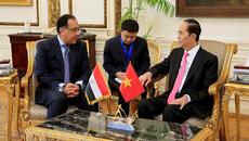Ai Cập sẽ tạo điều kiện thuận lợi cho DN Việt Nam đến đầu tư