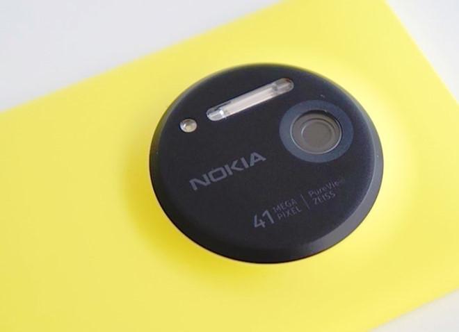 Camera PureView sắp trở lại trên điện thoại Nokia