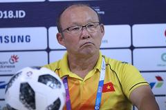 """HLV Park Hang Seo: """"U23 Việt Nam có thể thắng Hàn Quốc ở bán kết"""""""