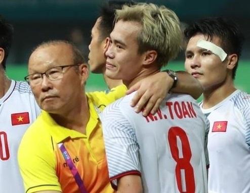 Ngài Park tiết lộ bữa ăn của cầu thủ U23 Việt Nam