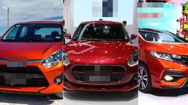 Hàng loạt xe mới ra hàng: Đỏ mắt tìm ô tô 500 triệu