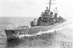 Mỹ đánh chìm tàu ngầm Nhật nhờ… khoai tây