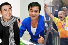 Quyền Linh, Lý Hùng hết lời khen ngợi thầy trò tuyển U23 Việt Nam
