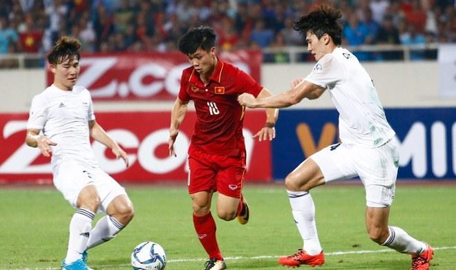 Link xem trực tiếp U23 Việt Nam vs U23 Hàn Quốc