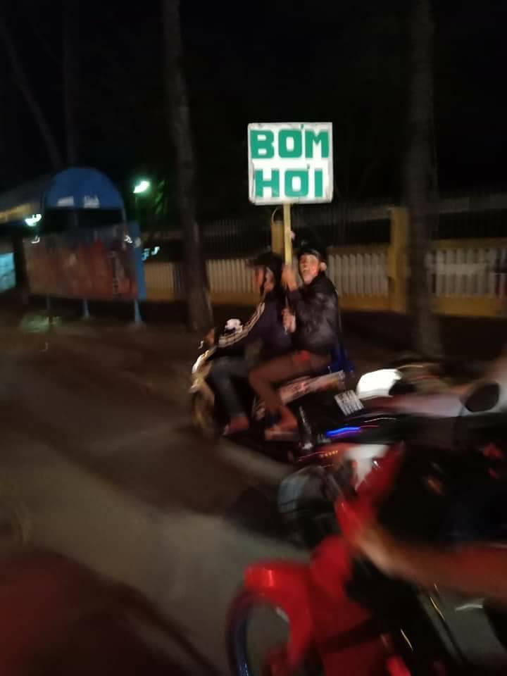 U23 Việt Nam,đi bão