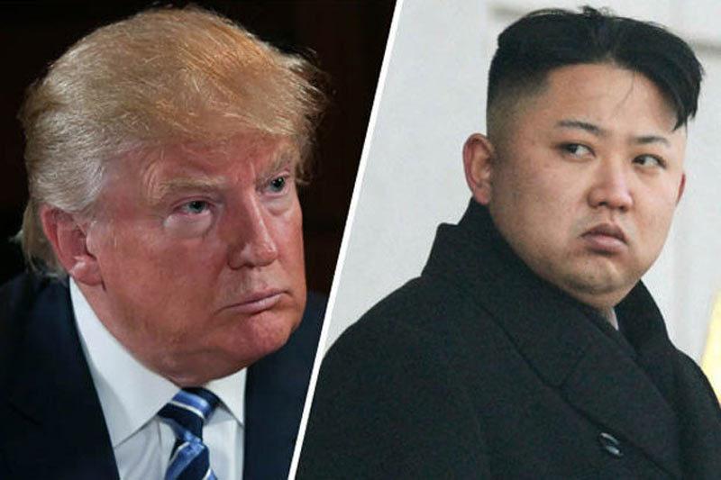 Mỹ,Triều Tiên,Donald Trump,Kim Jong Un