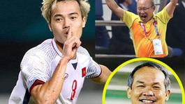 U23 Việt Nam bay: Cảm ơn HLV Park Hang Seo, cảm ơn bầu Đức!
