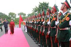 Xây dựng lực lượng Cảnh sát biển Việt Nam tinh nhuệ, hiện đại