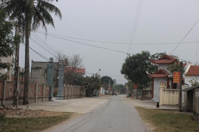 Tin giản bộ máy,Làng quê Việt Nam,Sáp nhập đơn vị hành chính,Thanh Hóa