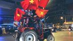 Ảnh 'đi bão' cực 'độc' mừng Olympic Việt Nam được chia sẻ ngập Facebook