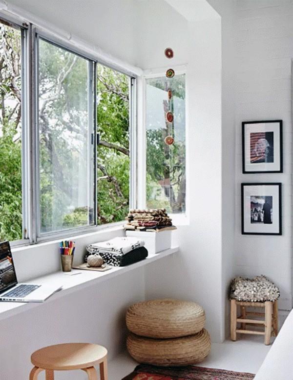 Có cả ngàn cách trang trí cho ô cửa sổ lãng mạn, mộng mơ đến không ngờ