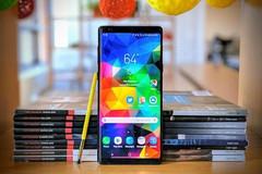 Galaxy Note 9 tốt nhưng muốn nâng cấp nhiều hơn nên chờ iPhone mới