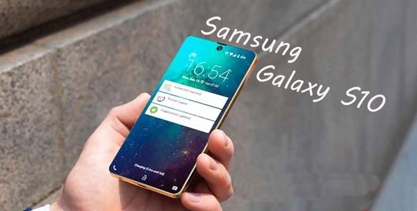 Galaxy S10 có cả 2 loại cảm biến vân tay dưới màn hình