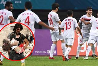 Lý do áo đấu của Olympic Syria không có tên cầu thủ