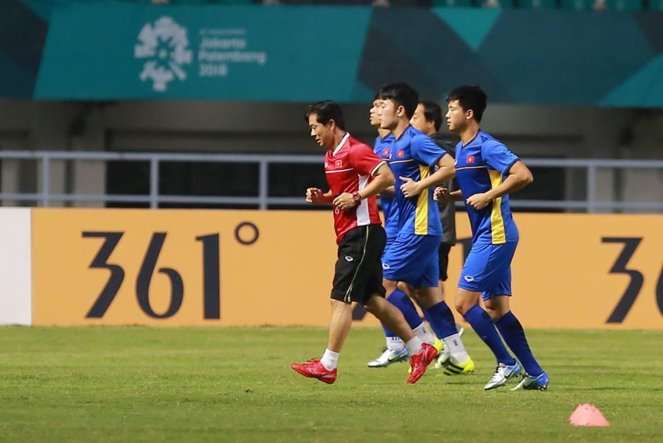 U23 Việt Nam,U23 Hàn Quốc,HLV Park Hang Seo,Công Phượng