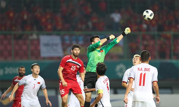 Bùi Tiến Dũng bật mí bí quyết giữ sạch lưới, hạ U23 Hàn Quốc