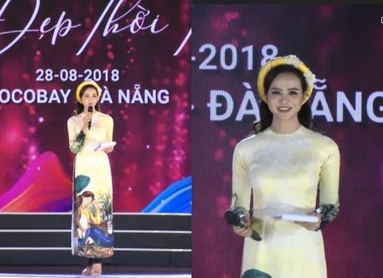 Kỳ Duyên chê thí sinh Hoa hậu Việt Nam catwalk như 'đi chợ'