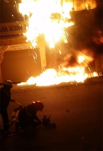 Thanh Hóa,cháy lớn,hỏa hoạn