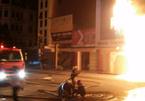 3 ngôi nhà Thanh Hóa cháy ngùn ngụt sau tiếng nổ, cả phố náo loạn