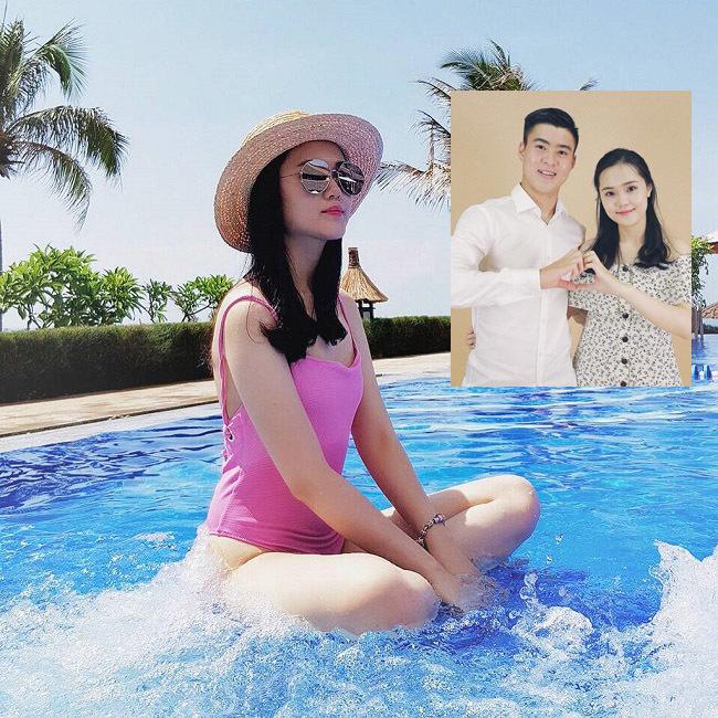 Bạn gái Văn Toàn, Văn Thanh U23 Việt Nam đọ độ 'hot' khi mặc áo tắm
