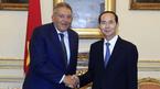 Việt Nam-Ai Cập phấn đấu nâng kim ngạch thương mại lên 1 tỷ USD