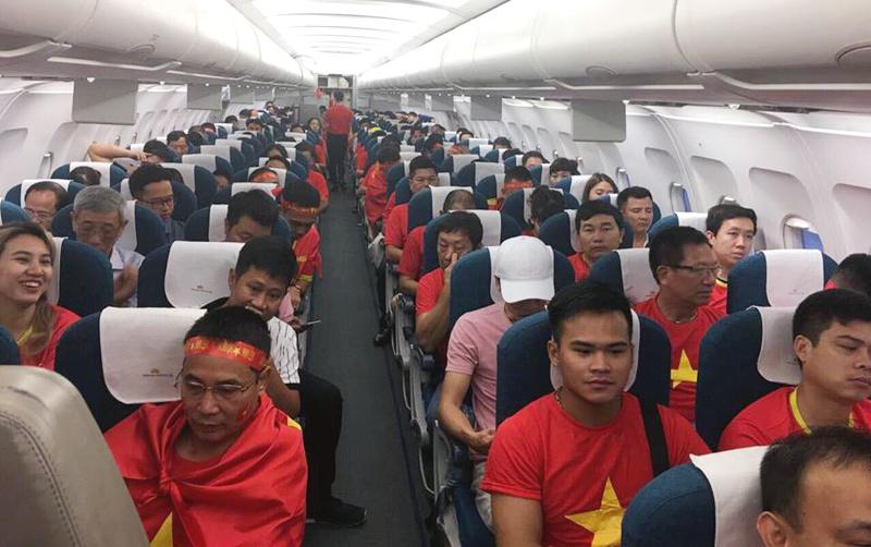 U23 Việt Nam,Asiad 2018,cổ vũ bóng đá,tour xem bóng đá