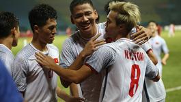 Đội hình U23 Việt Nam đấu Hàn Quốc: Cú đấm từ Văn Toàn, Anh Đức