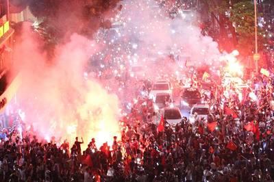 Náo nức vì U23 Việt Nam, nhưng bóng đá là… bóng đá thôi