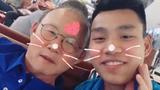 Những khoảnh khắc 'cute' của thầy Park khiến triệu trái tim người dân Việt Nam tan chảy