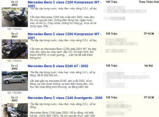 Chơi Lexus, Audi, BMW mất giá nặng: Đau đớn phận xe sang ở Việt Nam