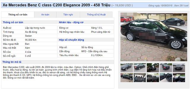 Lexus,Audi,BMW,xe sang,ô tô cũ,xe cũ