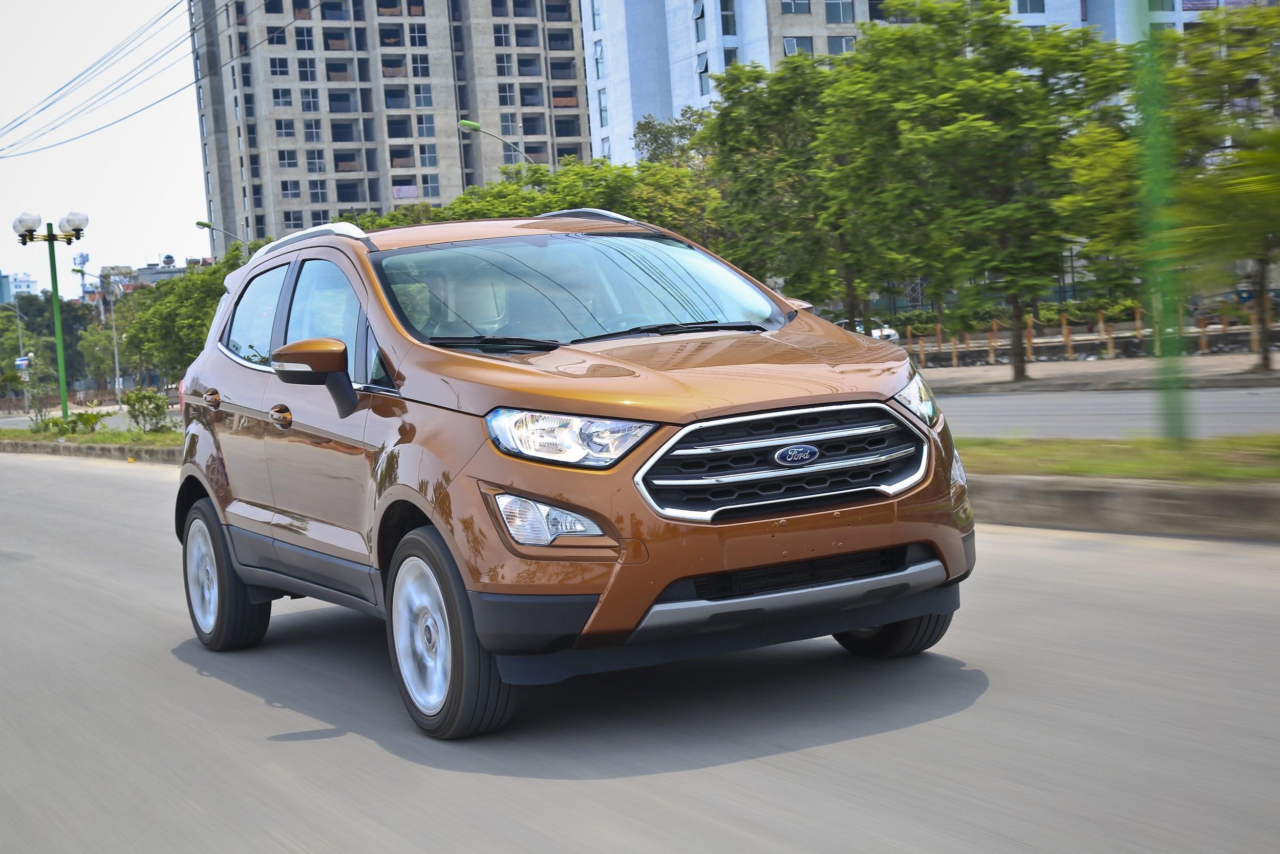 Những mẫu xe đáng mua trong tầm giá 500-600 triệu đồng